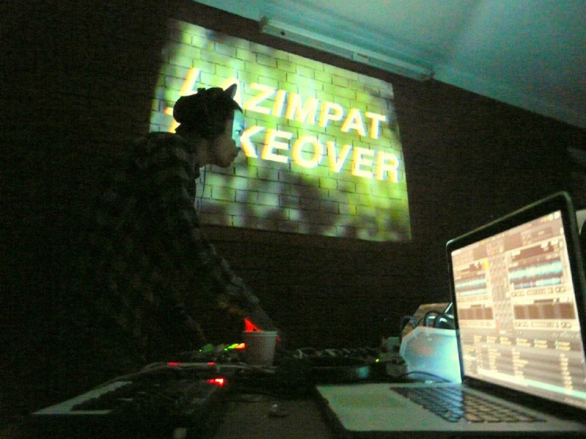 GnirehsT at Lazimpat TakeOver 2014