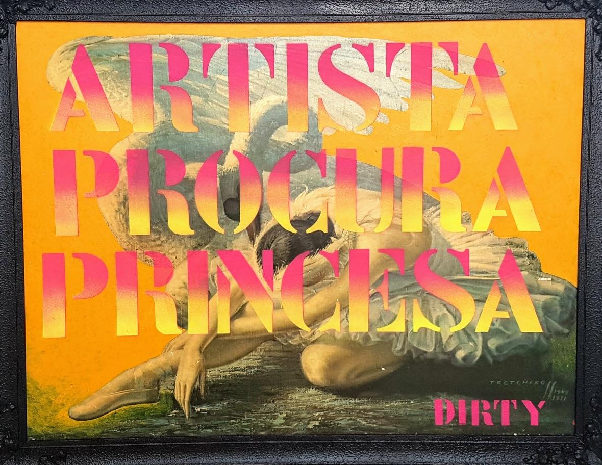10 ARTISTA PROCURA PRINCESA