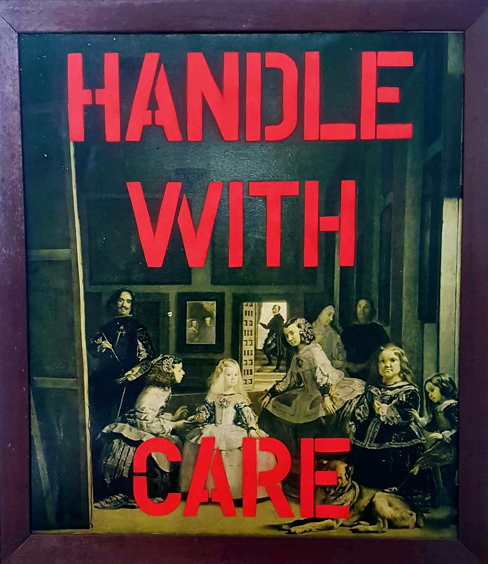 5 HANDLE WITH CARE